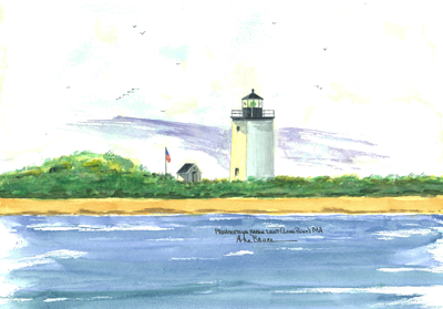 Provincetown Harbor Light, MA