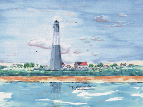 Tybee Island Light, GA