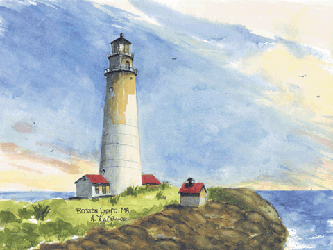 MASSACHUSETTS Lighthouses -See all 22 Lighthouses!