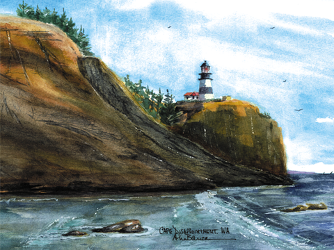 WASHINGTON Lighthouses - See all 6 Lighthouses!
