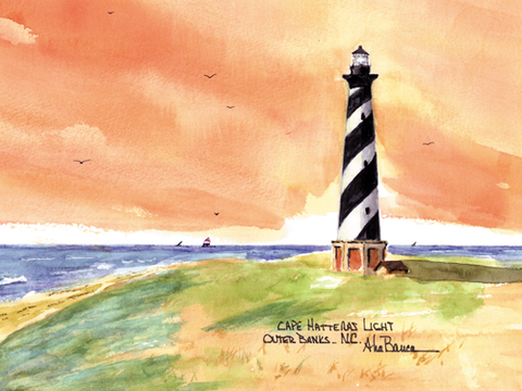 Cape Hatteras Light, NC