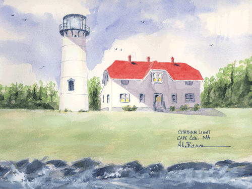 Chatham Light B, MA