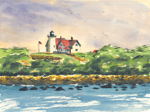 Nobska Point Light, MA