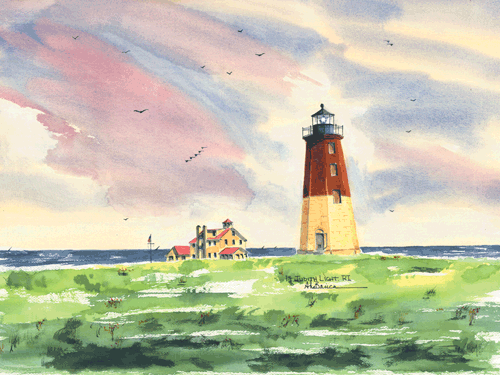 Point Judith Light, RI