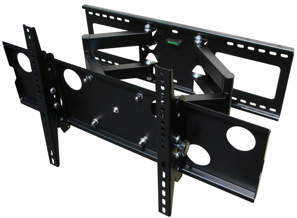 Articulating Full Motion Dual Arm Wall Mount - Large Rain Case Enclosure Models