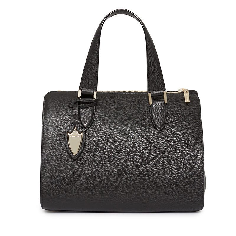 Cameron Satchel in Bowery Black