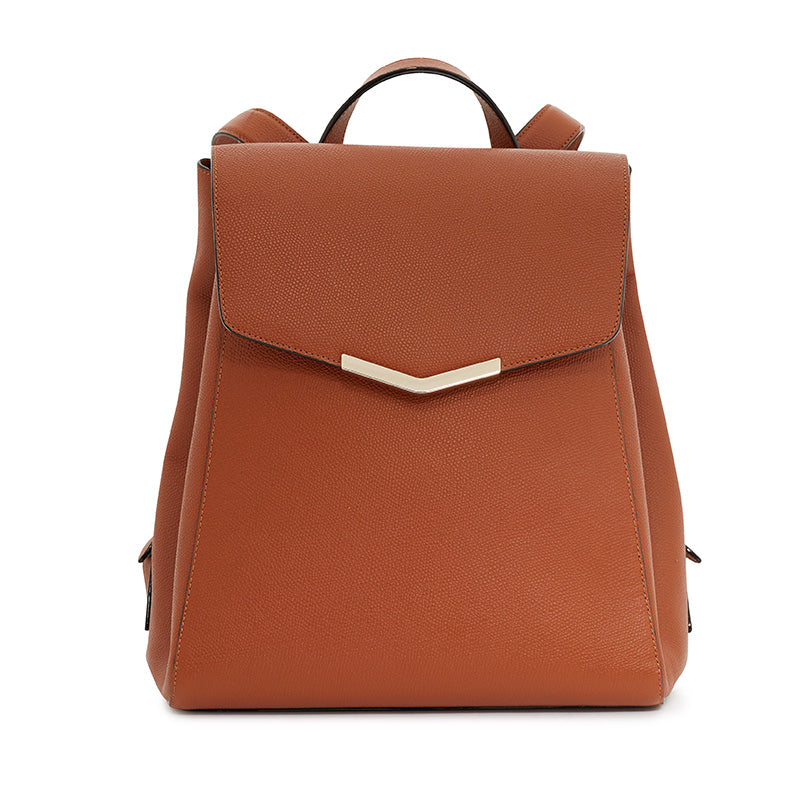 Harper Backpack in Rodeo Rust