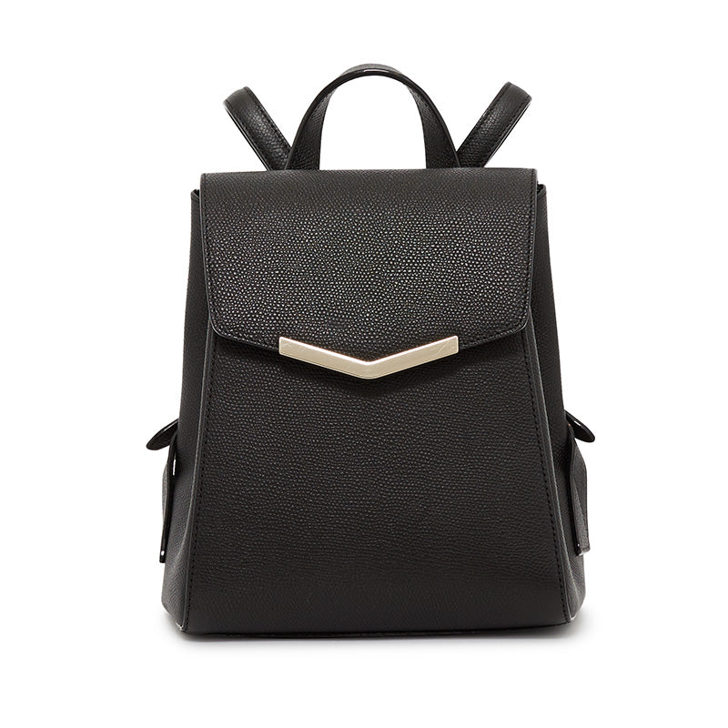 Harper Mini Backpack in Bowery Black