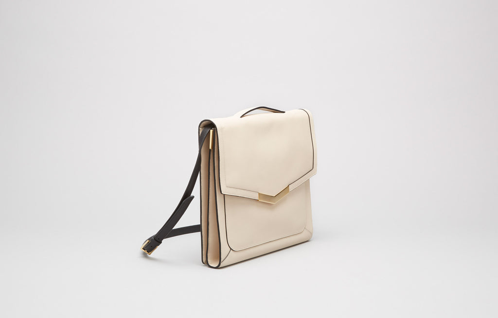 Epic Shoulder Bag - Bone