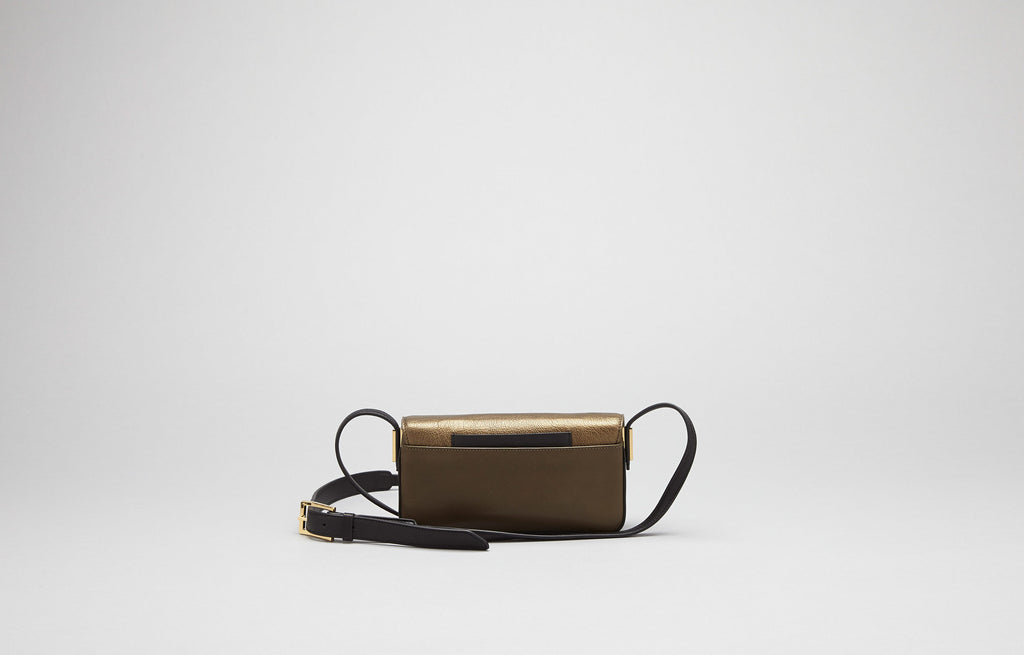 ION MINI CROSSBODY - BRONZE