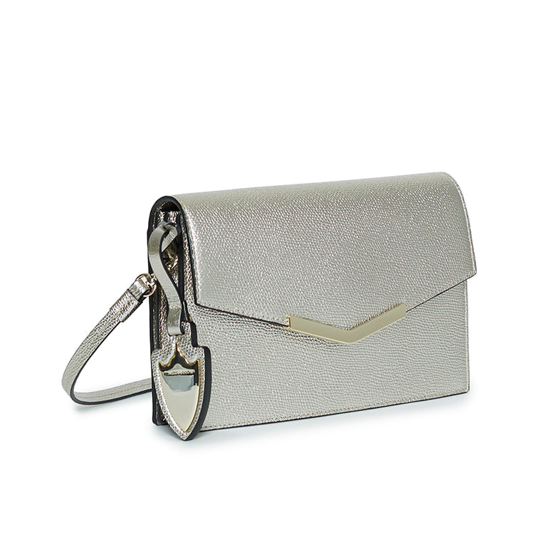Andie Crossbody Platinum
