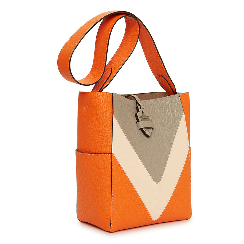 Ella Shopper Multi Cement / Blush / Sunset