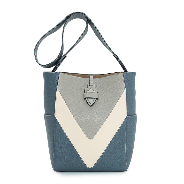 Ella Shopper Multi Cement / Blush / Graphite