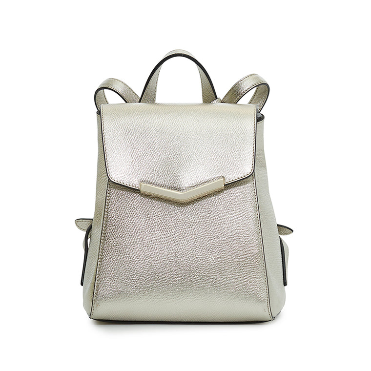 Harper Mini Backpack Platinum