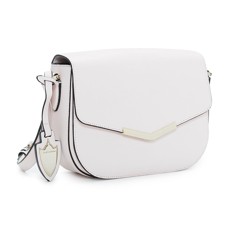 Juliette Saddle Bag Powder