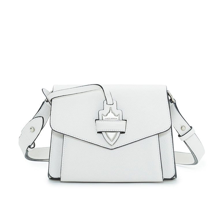 Sadie Mini Crossbody Ivory