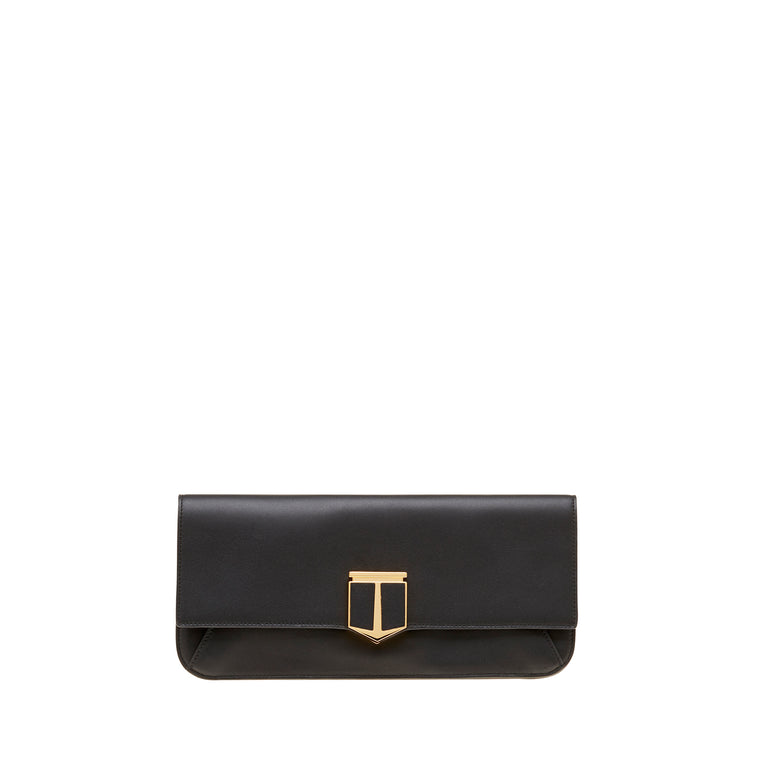 AURORA CLUTCH BLACK