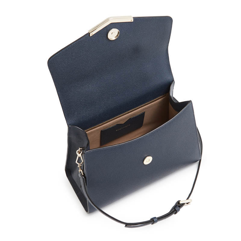 Ava Satchel in Navy