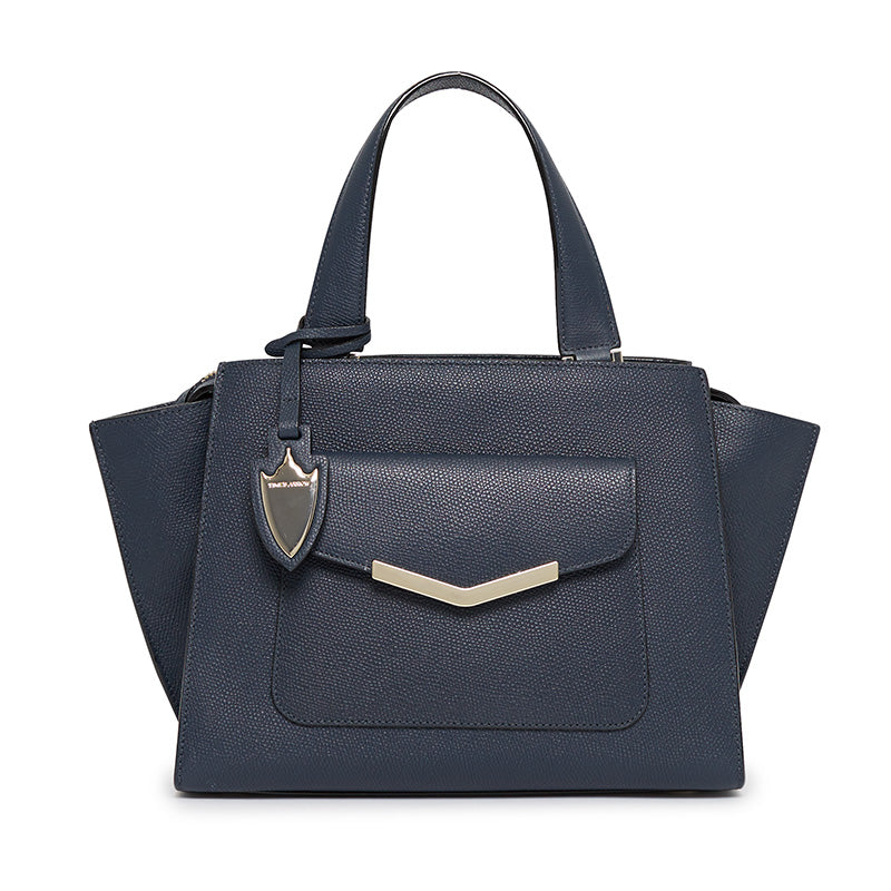 Chloe Mini Tote in Midnight in Manhattan