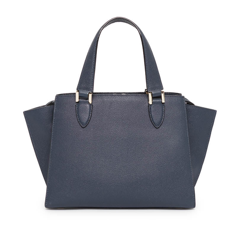 Chloe Mini Tote in Navy