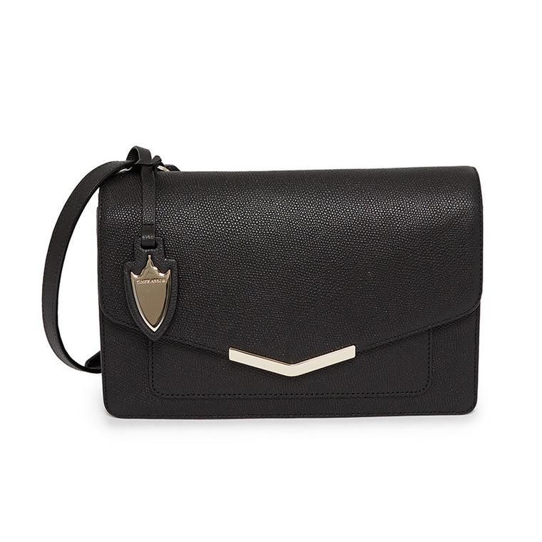 Lily Shoulder Bag in Bowery Black