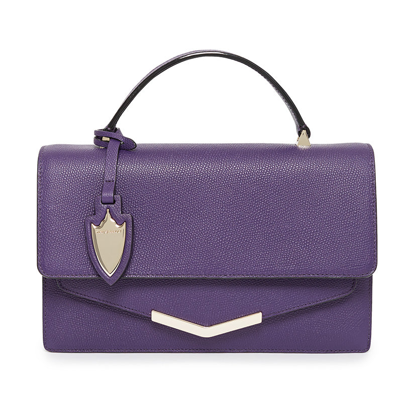 Madison Crossbody in American Amethyst