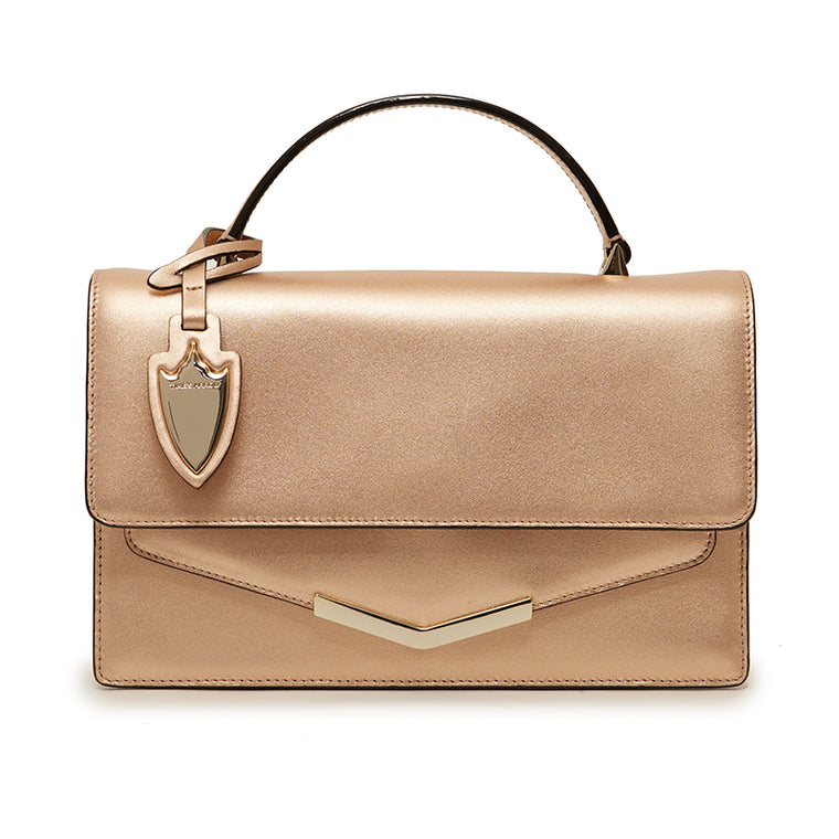 Madison Crossbody in Rose Gold