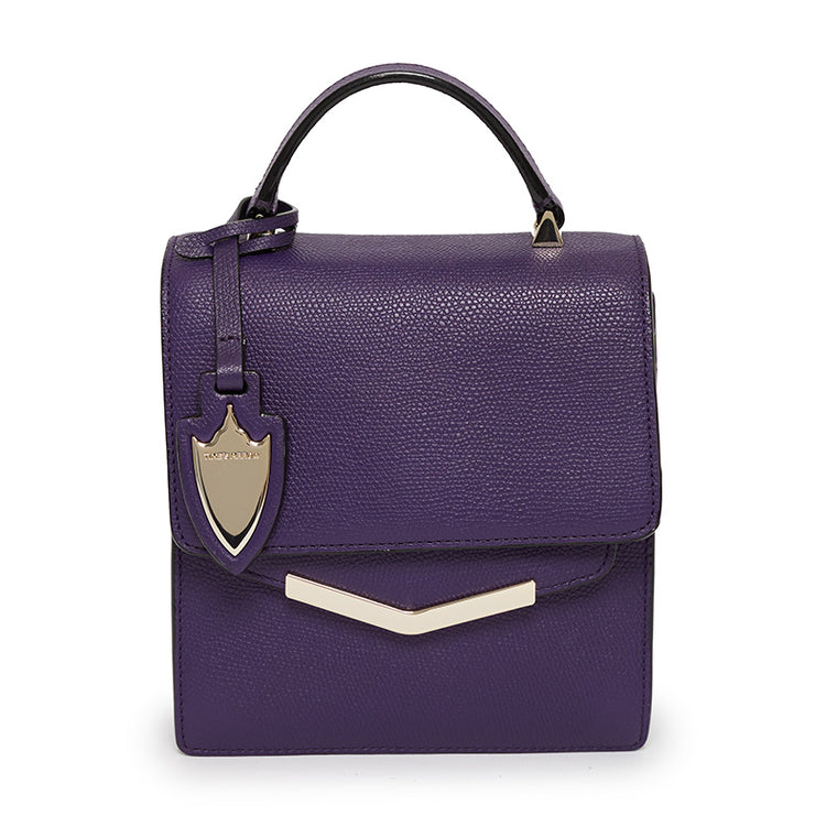Mia Crossbody in Purple