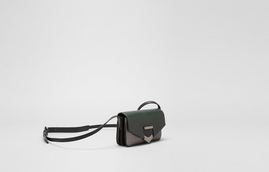 ION MINI CROSSBODY - FOREST