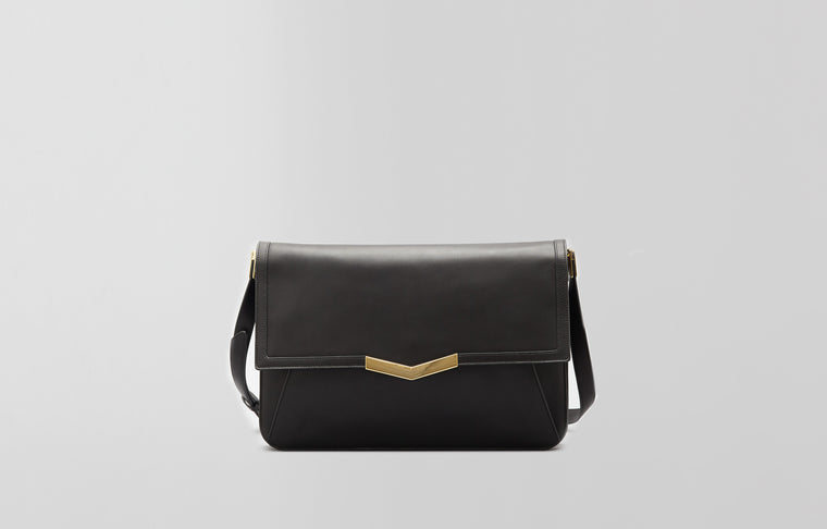 Affine Shoulder Bag - Black