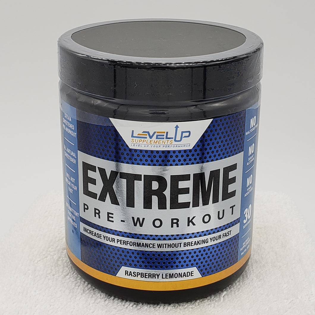 Extreme Pre Workout