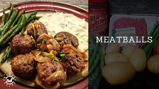Kickin' Meatball Recipe