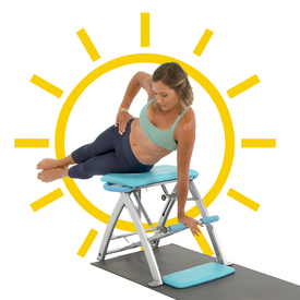 Official Chair Pilates Pro MaxThe PRO Pilates Chair Max DIeHW29YE