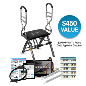 Pilates Pro Chair MAX - TV Offer