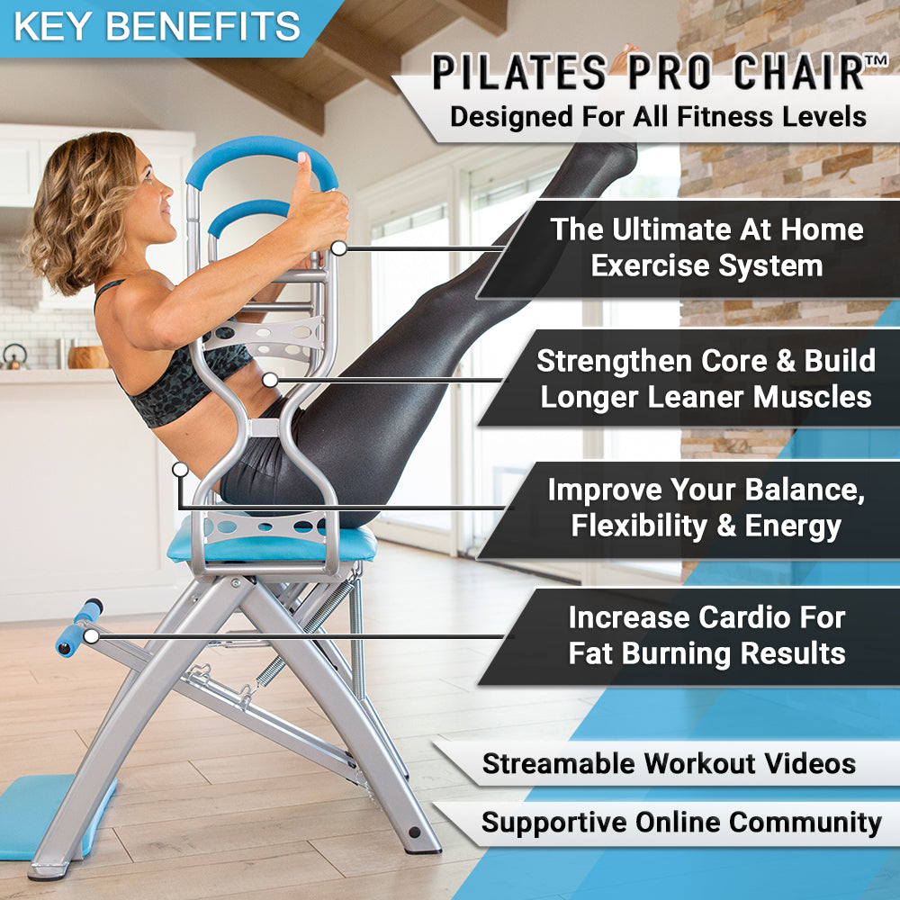 Pilates Pro Chair Key Benefits