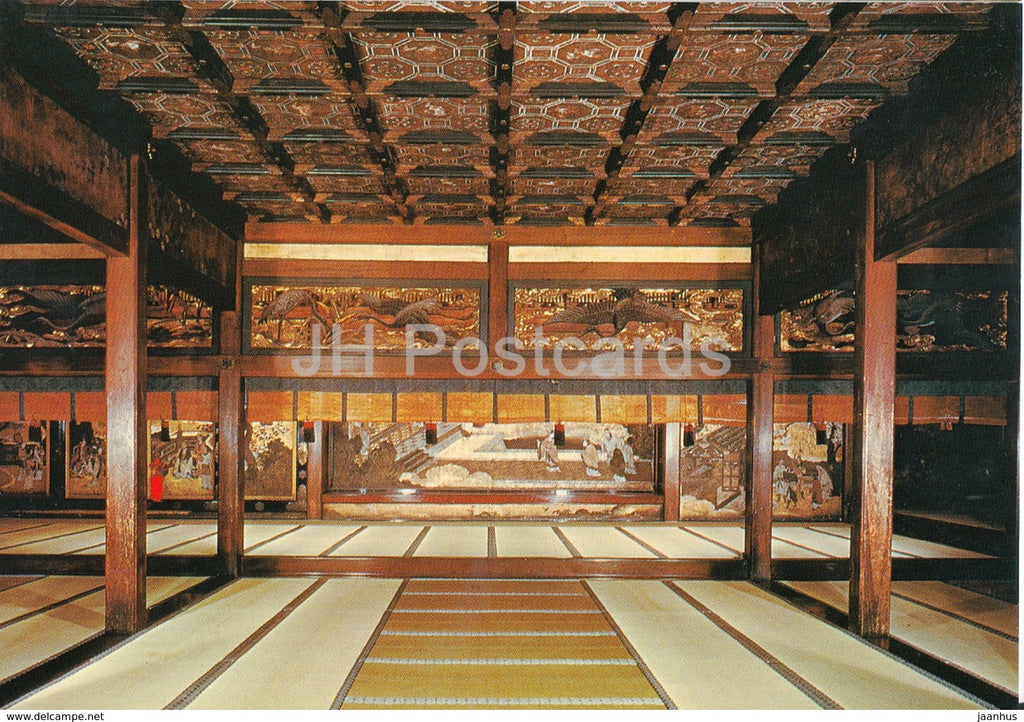 Kyoto - Nishihonganji Temple - Japan - unused - JH Postcards