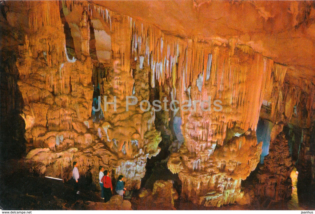 Kweilin - Guilin - Luti Caverns - 1973 - China - unused