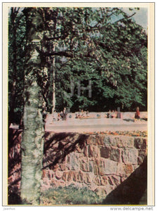 street - Palanga - Lithuania USSR - unused - JH Postcards