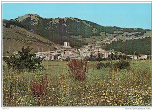 panorama - ROCCARASO m. 1250 - winter - L´Aquila - Abruzzo - 22 - Italia - Italy - unused - JH Postcards