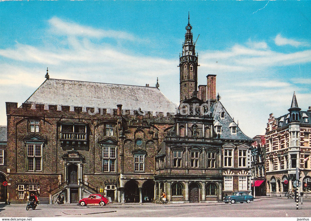 Haarlem - Stadhuis - Netherlands - unused - JH Postcards