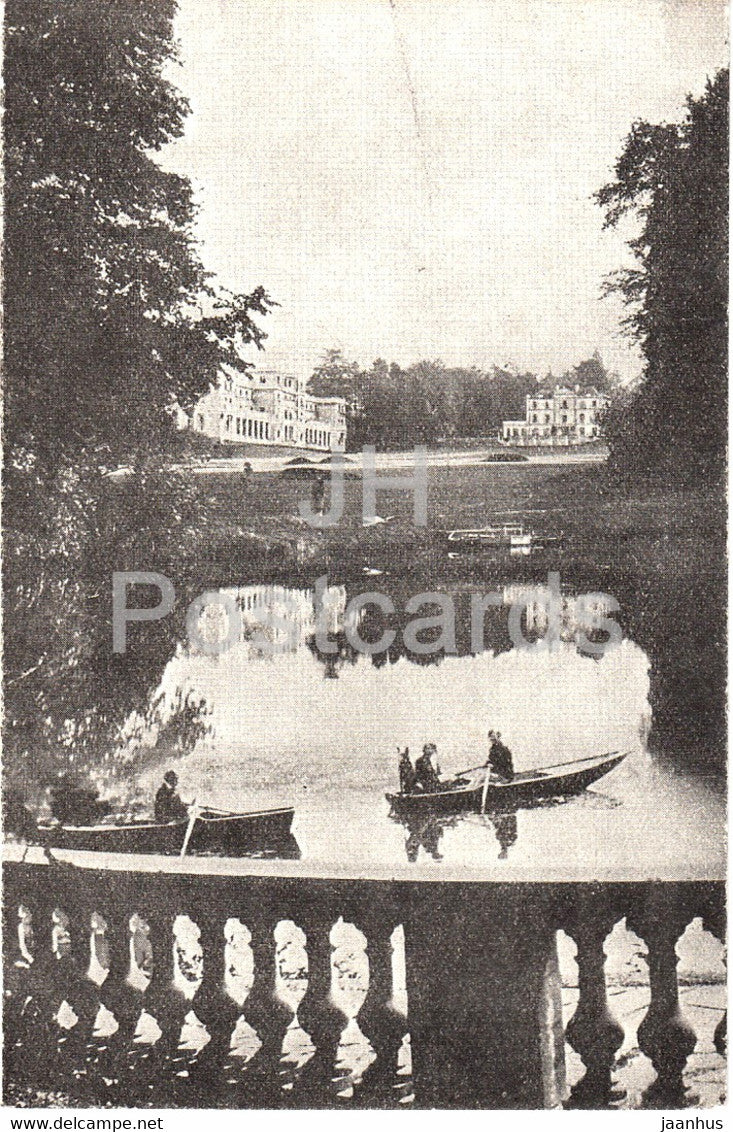 College Feminin de Bouffemont - Seine et Oise - old postcard - France - unused - JH Postcards