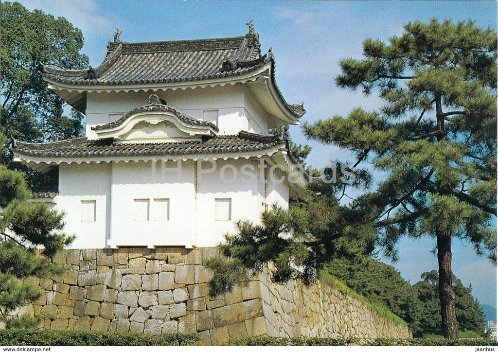 Kyoto - Nijo Castle - Japan - unused - JH Postcards
