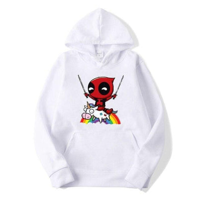 "Sweat Licorne ""Deadpool"""