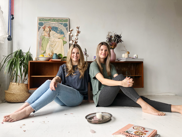 Meet The Makers: Victoria and Katerina of LOHN