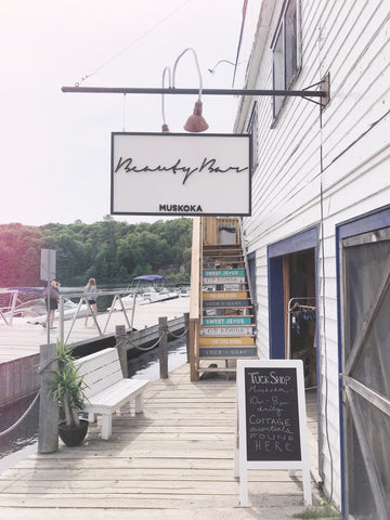 Tuck Shop | MUSKOKA | Port Carling