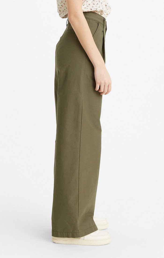 LEVI'S - Pleated High Loose Pant