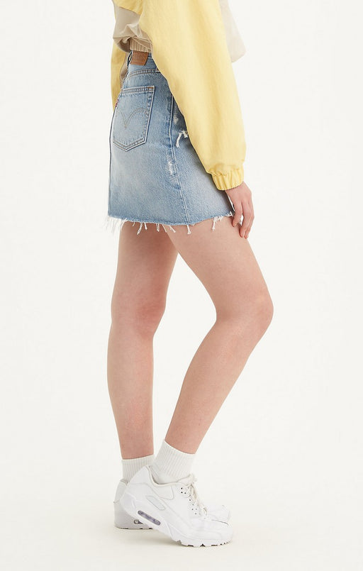 Levi's - High Rise Deconstructed Skirt
