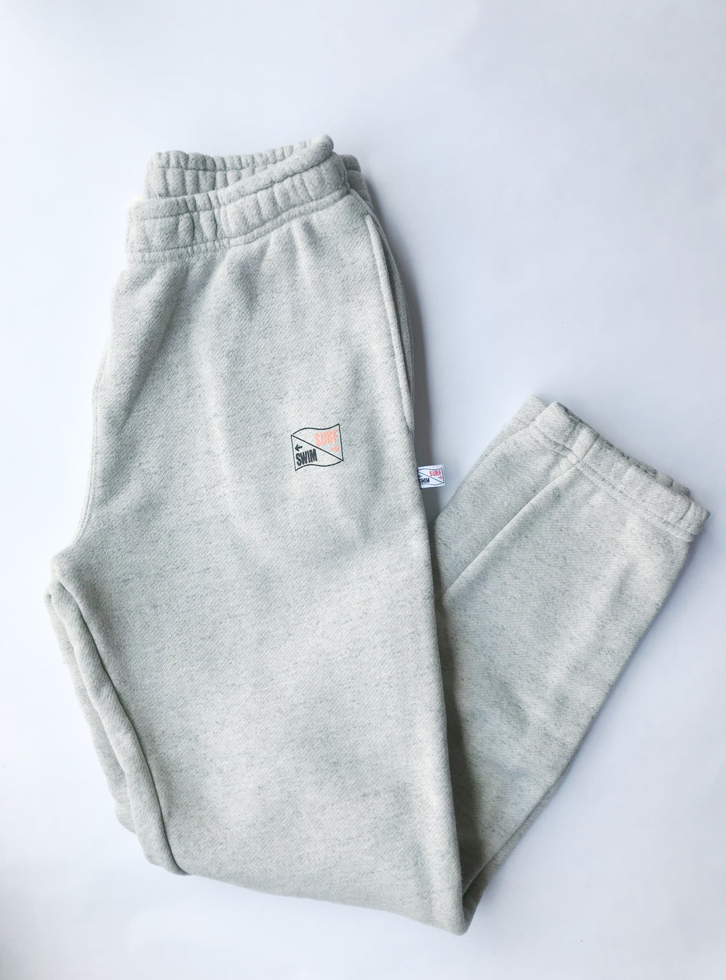Men's SURF|SWIM Sweatpants (Marled Cloud)
