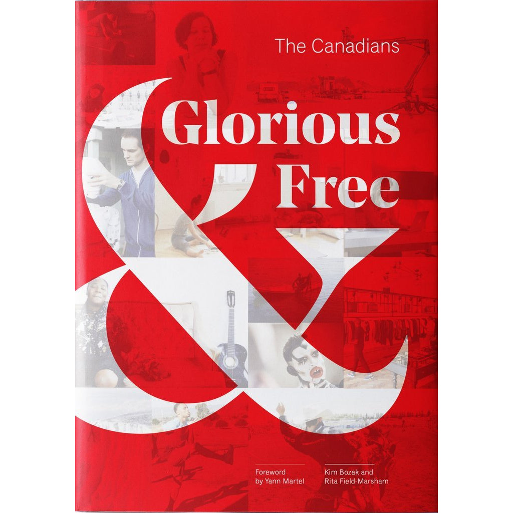 Book - Glorious & Free