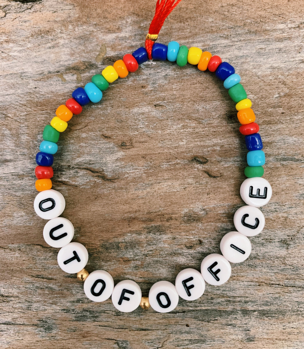 Out of Office Bracelet